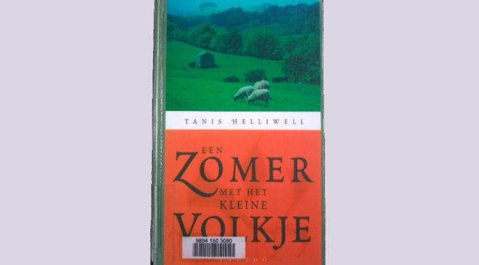 Boek review: Een zomer met het kleine volkje – Tanis Helliwell